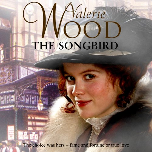 The Songbird audiobook cover art
