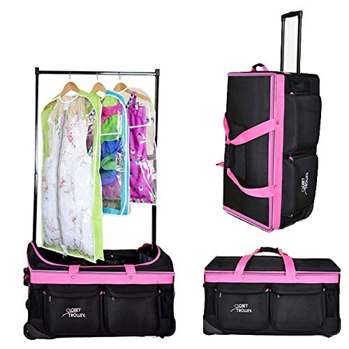 Rolling Dance Bag Amazon Com