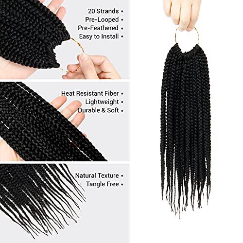 12 inch crochet box braids _image4