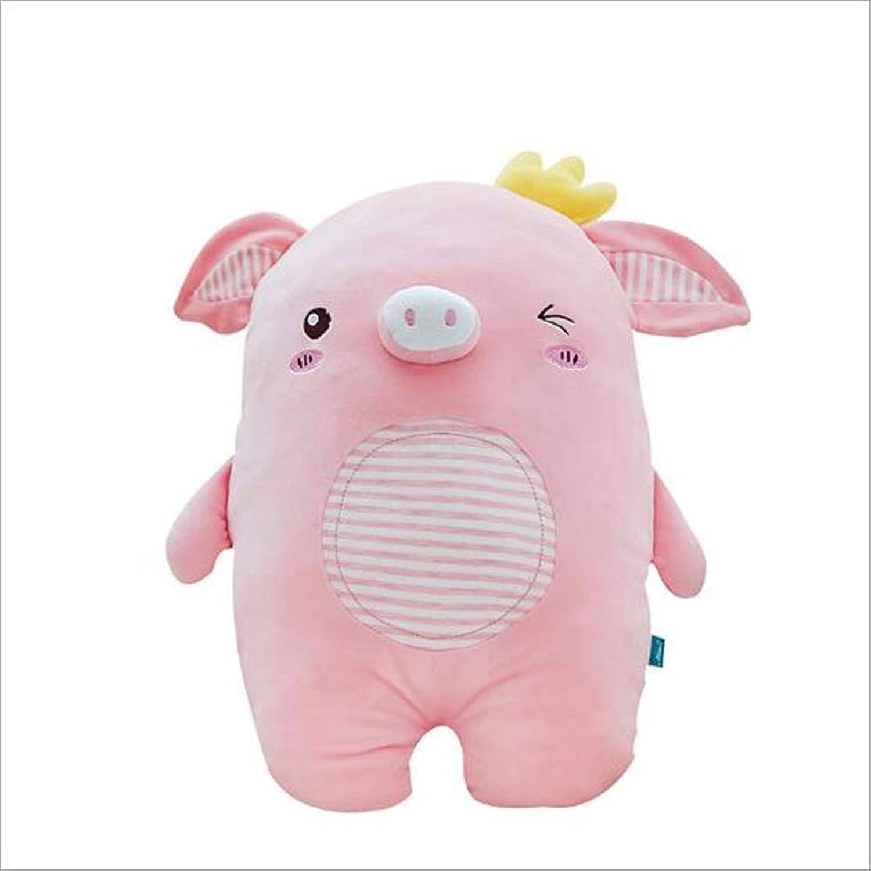 Cute Crown Cute Pig Figurine Pig Plush Toy Large Super Soft Stuffed Toy Pillow Cartoon Doll Animals Best Gift for Kids Creative Birthday Present Send a Girlfriend