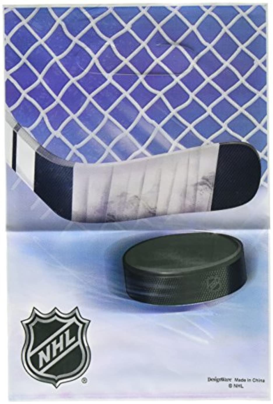 NHL Ice Time! Collection Loot Bags, Party Favor lzyatw2475