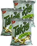 Takis Guacamole Flavored Rolled Tortilla (Pack of 12) - 4 oz
