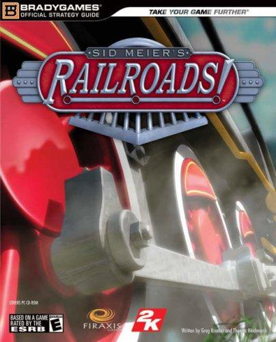 Sid Meier's Railroads! Official Strategy Guide