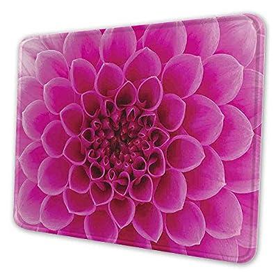 Waterproof Gaming Mouse Mat, Non-Slip Rubber Base Design for Laser Optical Mouse,Large Size?Close-Up Flower Petals Florets Nature Beauty Fragrance