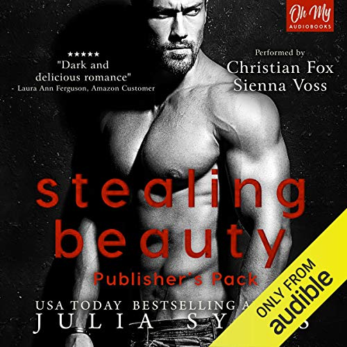 Stealing Beauty: Publisher's Pack  By  cover art