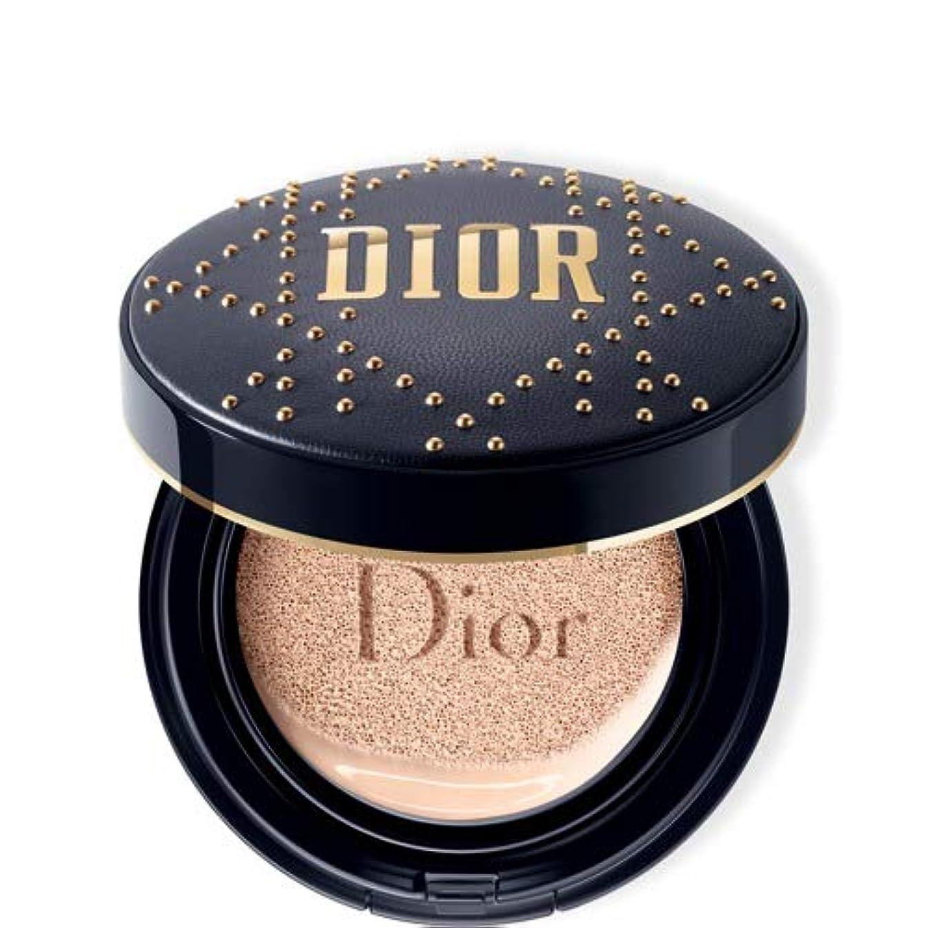 かもしれない勉強する拡声器Dior ディオールスキン フォーエヴァー クッション - 限定スタッズ カナージュ ケース #030