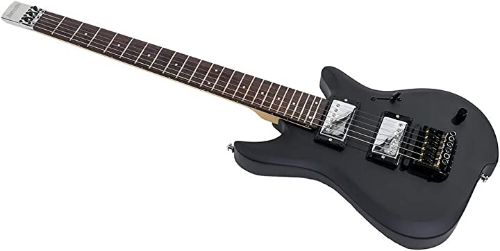 Chitarra elettrica jamstik studio midi - guitar (black matte) B08KTT45WJ