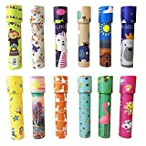 HAPTIME Set of 12 Classic Kaleidoscopes Educational Toys for Kids Party Favors Ideas Stock Stuffers Bag Fillers School Classroom Prizes, Fun for Boys Girls Children 3 4 5 6 7 8 9 Years Old