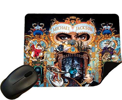 Michael Jackson Dangerous Album Cover Mouse Mat/Pad