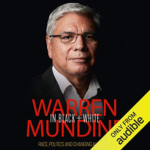 Warren Mundine in Black and White cover art