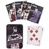 Paladone- BARAJA DE Cartas DC Comics The Joker, Multicolor (83E4241911)