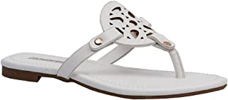 Women's Cameron Flat Sandal with +Comfort