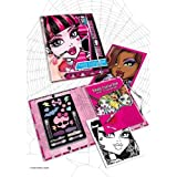 Maquillaje creativo Monster High