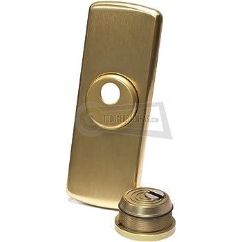 Escudo DISEC protector vertical Lat/ón