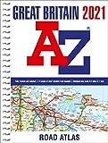 2021 Great Britain A-Z Road Atlas
