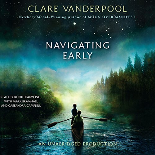 Navigating Early audiobook cover art