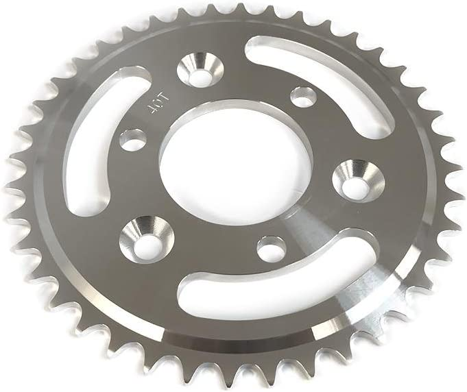 KingsMotorBikes 40 Tooth Sprocket Discount mail order Cash special price CNC