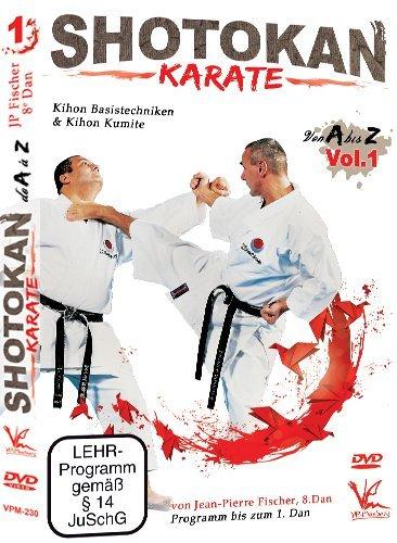 Shotokan Karate von A bis Z Vol.1 - Programm bis zum Schwarzgurt