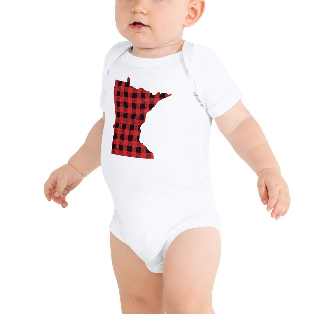 Minnesota Ranking integrated 1st place Baby Bodysuit Bab Be super welcome Clothes -