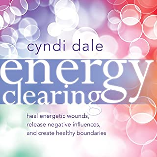 Energy Clearing audiobook cover art