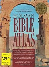 By THOMAS V BRISCO - HOLMAN BIBLE ATLAS (Broadman & Holman Reference) (12.2.1998)
