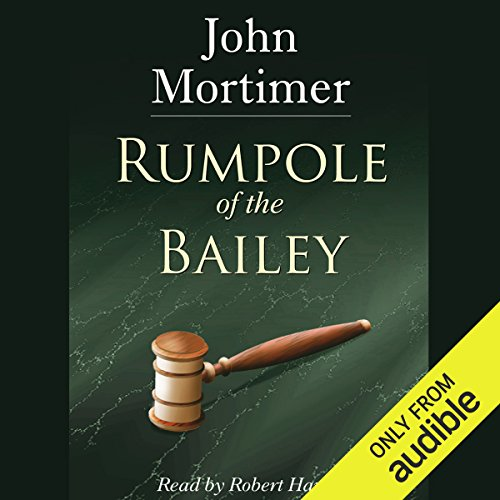Rumpole of the Bailey cover art