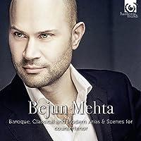 Arias & Scenes for Countertenor by Bejun Mehta