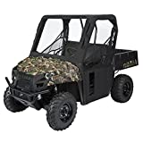 Classic Accessories - 18-115-010401-00 QuadGear Black UTV Cab Enclosure