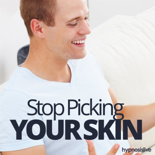 Stop Picking Your Skin Hypnosis audiobook cover art