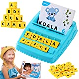 DDAI Matching Letter Game Educational Games for Kids...