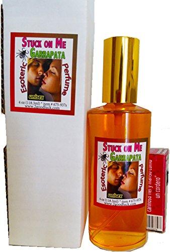 Esoteric Perfume with Pheromones