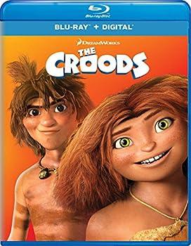 The Croods - Blu-ray + Digital