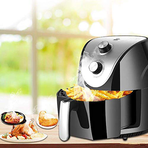 Fantastic Prices! 1400W Air Fryer 3.5L Capacity Oven Cooker with Timer and Temperature Control,110v