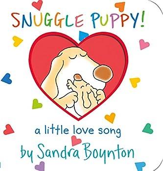 Snuggle Puppy!  Boynton on Board