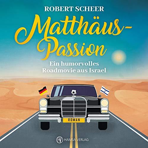 Matthäus-Passion Titelbild