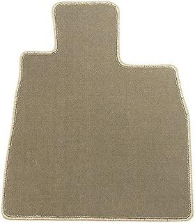 Elgan(エルガン) フロアマット(1台分) エコシリーズ GX柄 ベージュ トヨタ ランドクルーザープラド 21.09-25.09 TRJ150W 7人乗り 4WD