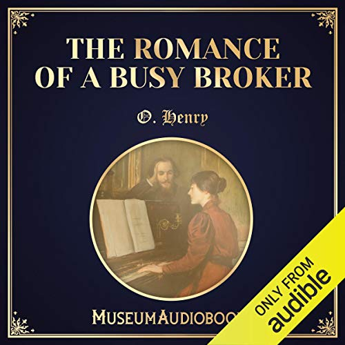 『The Romance of a Busy Broker』のカバーアート