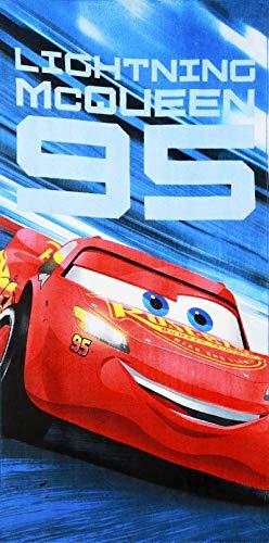 SETINO CR-H-29 Disney Pixar Cars 3 Strandtuch Badetuch 70cm x 140cm