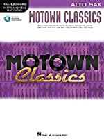 Motown Classics: Alto Saxophone (Instrumental Play-along)