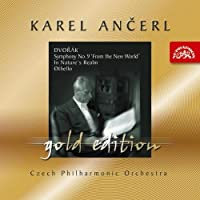 Karel Ancerl Gold Edition Vol.2. Dvorak - Symphony No 9; Overtures by Czech Philharmonic Orchestra (2002-10-28)