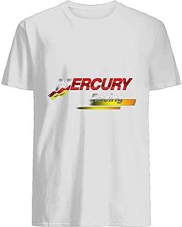 Mercury Racing Tshirt Hoodie for Men Women Unisex