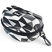 Sklon Ski and Snowboard Goggle Case - Holder for Glasses Made to Protect and Store Your Lenses - Universal Accessory for Carrying Snow Eyewear of All Shapes and Sizes - Prismic Camo
