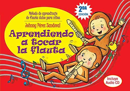 Aprendiendo a tocar la flauta: Método de flauta para niños