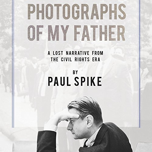 Photographs of My Father audiobook cover art