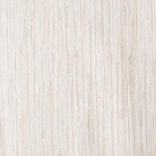 Norwall TX34800 Faux Grasscloth Wallpaper, Grey