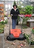Haaga 697100697isweep ProfiLine Plus Barredora con batería Power