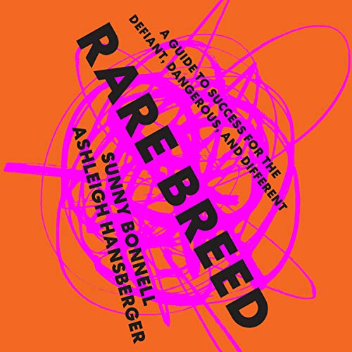 Couverture de Rare Breed
