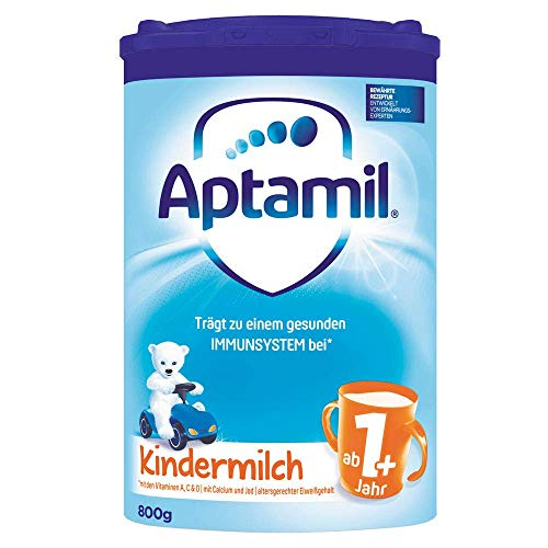 Aptamil 1+ Kindermilch, 6er Pack (6 x 800 g)