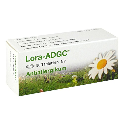 Lora ADGC Tabletten, 50 St. Tabletten