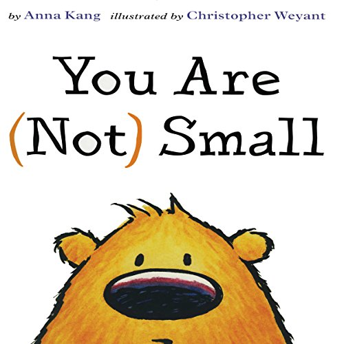 You Are (Not) Small audiobook cover art